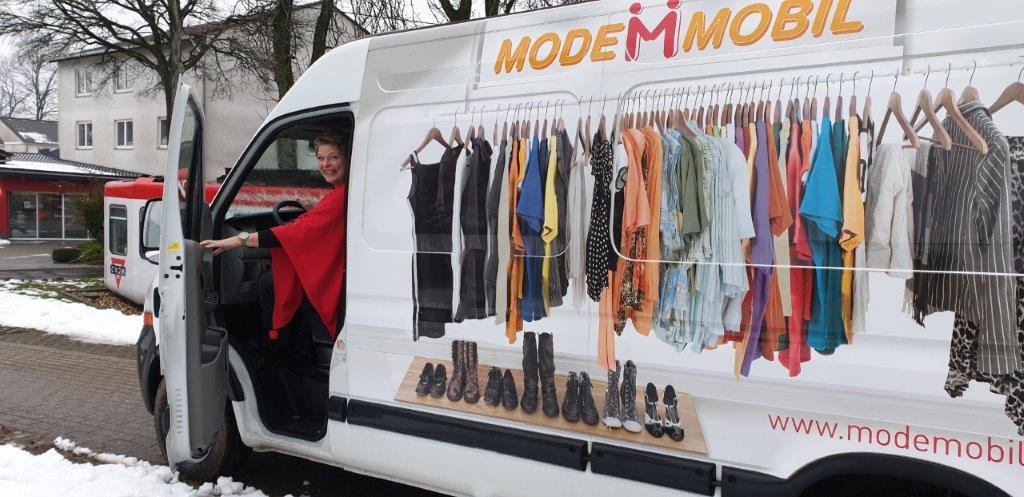 Zwei neue Modemobilerinnen zum Saisonstart 2021