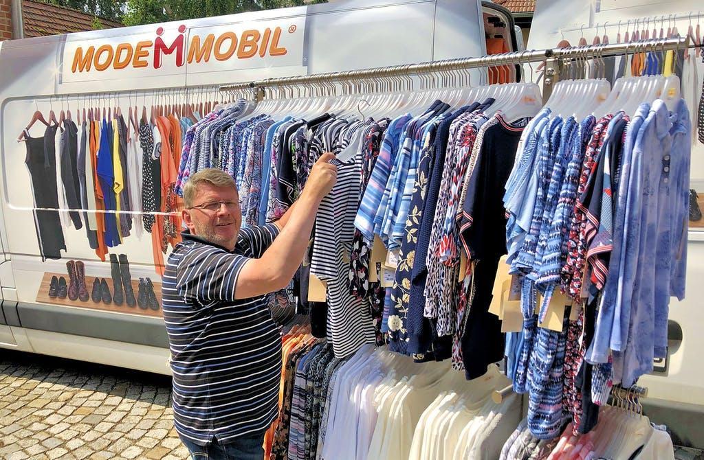 """Wie das """"Modemobil"""" im Burgenlandkreis eine Marktnische für sich entdeckte"""